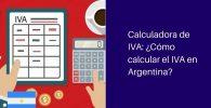 calcular iva argentina