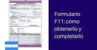 formulario f11 asignación familiar para imprimir